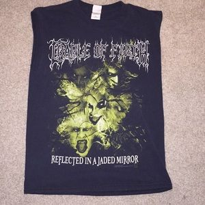 ♟Cradle of Filth muscle tee♟